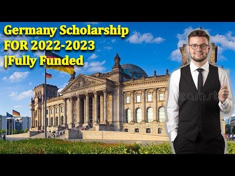 DAAD Germany Scholarship 2022-2023  Fully Funded