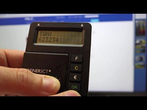 Vom Test des ReinerSCT tanJack optic CX zur Frage welches TAN-Verfahren sicher ist