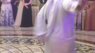 Арабский шейх танцует в Чечне