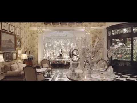 Cristmas at The Savoy -  2016 Timelapse