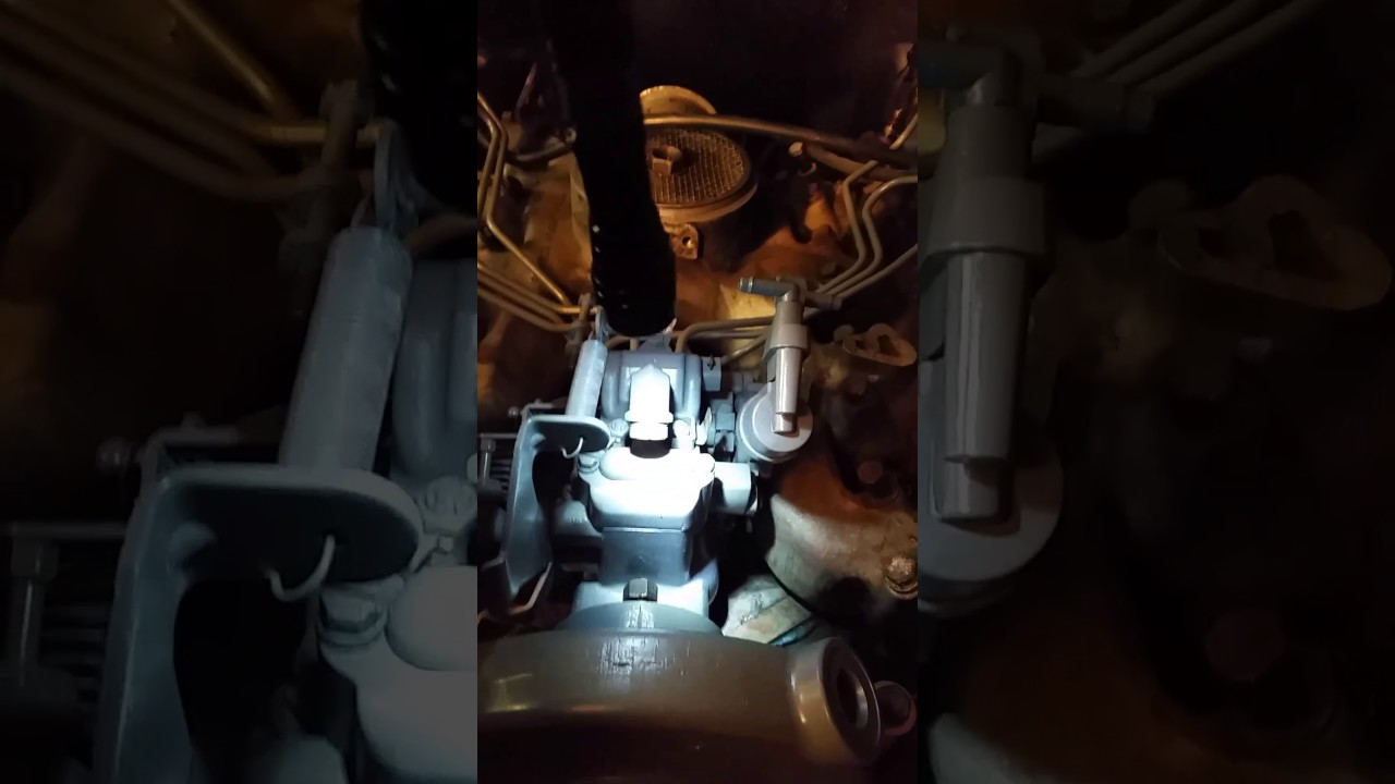 69 73 Idi Diesel Timing Gear Housing Removal Youtube 7 3 Fuel Filter