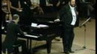 O Sole Mio  Luciano Pavarotti in Barcelona