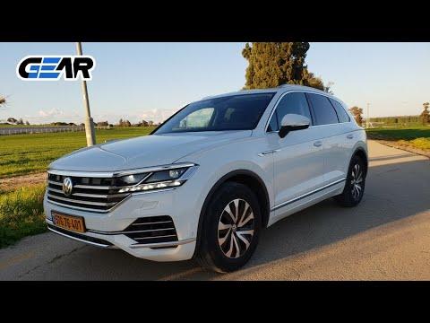 Volkswagen Touareg Review 2019   פולקסווגן טוארג מבחן דרכים
