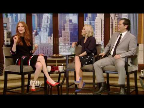 Darby Stanchfield Reveals A