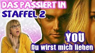 YOU - du wirst mich lieben STAFFEL 2: Spoiler, Theorien und Infos zur Netflix-Serie YOU!