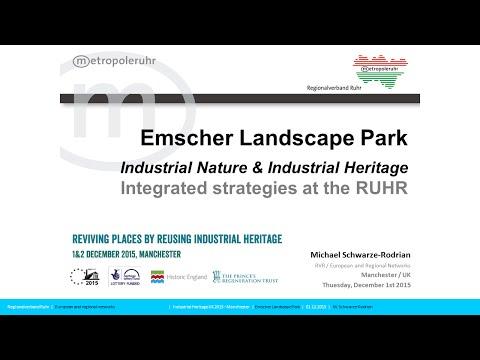 Industrial Heritage Conference 2015 - Michael Schwarze-Rodrian