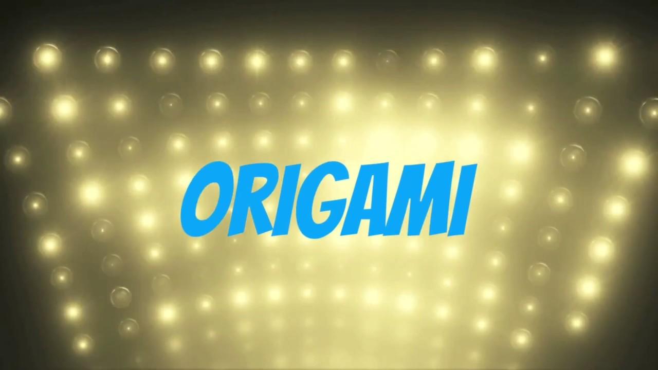 origami comment faire un bateau en papier youtube. Black Bedroom Furniture Sets. Home Design Ideas