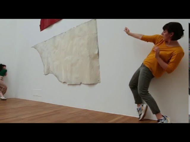 Tanzbesuch in der Kunsthalle