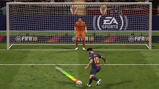 Fifa 18 - New Penalty Shootout (Intence)