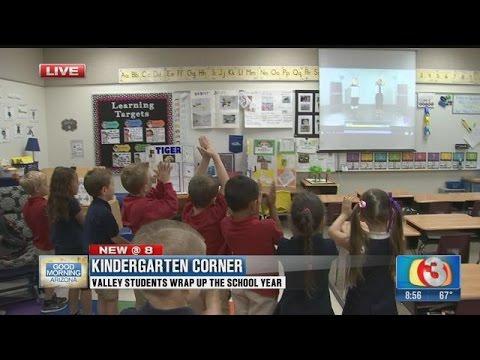 Kindergarten Corner: Peoria Traditional School (part 1)