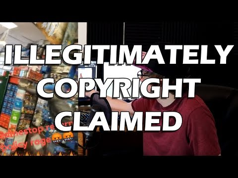 Create Music Group Copyright Claims My Video JUST BECAUSE THEY CAN