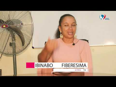 Ibinabo Fiberesima Talks About Her Work With Miss Earth Nigeria   TV Independent