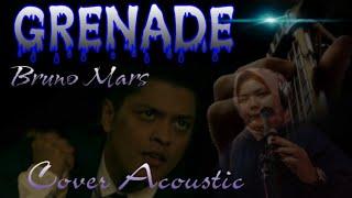 Bruno Mars - Grenade cover gitar acoustic