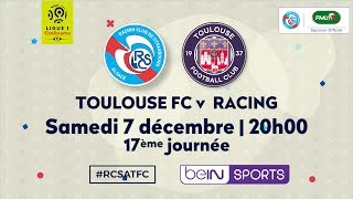 VIDEO: Racing-Toulouse FC (J17 L1 19/20) : les clés du match avec PMU.fr