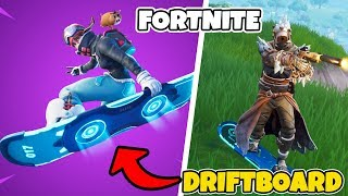 NY DRIFTBOARD I FORTNITE *UPDATE VIDEO*