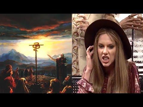 REAL DEAMON POSSESSED! Taylor Swift REVEALED Satanic Lyrics