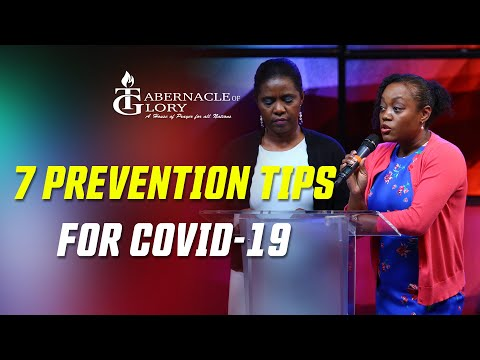 7 Prevention Tips For COVID-19 | 7 Conseils De Prévention Du COVID-19 | Dr. Hermena Firmin, MD