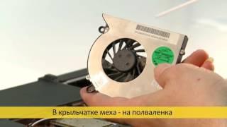 видео Ремонт ноутбуков в Калининском районе