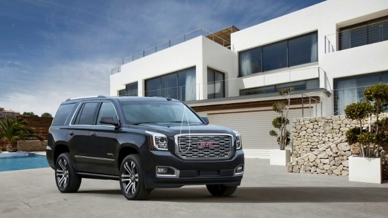 2018 Gmc Yukon Denali Gets A Sculpted New Grille And Xl Models