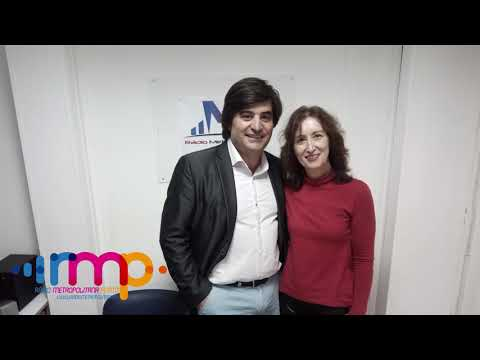 2018.10.15 - Paulo Silva na RÁDIO METROPOLITANA PORTO