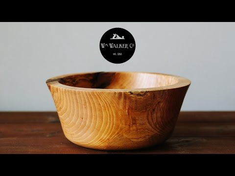 Woodturning Hard Hard Wood Bowl Part 1 from YouTube · Duration:  10 minutes 38 seconds