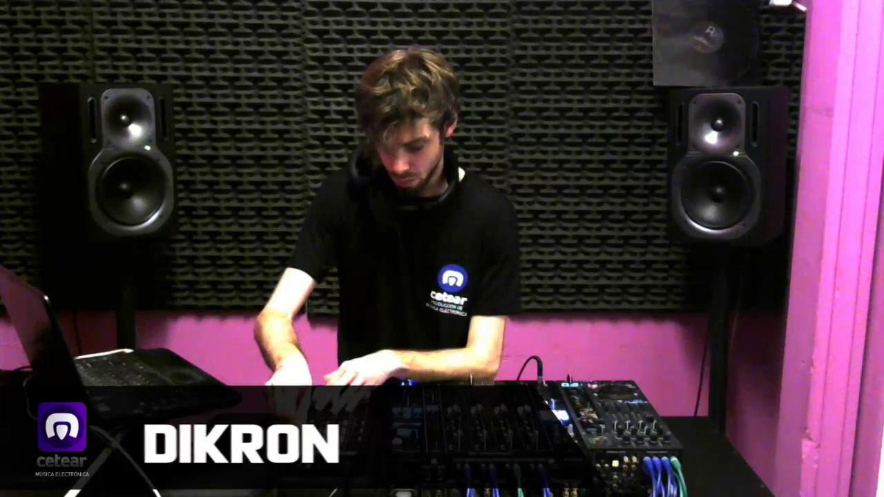 Download Minimal Techno 2017 - DIKRON SET Live @ Cetear Rosario [HD]