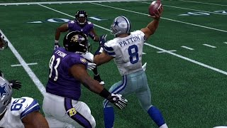 MADDEN NFL 15 Connected Franchise Player QB - Tony Romo Can't Do That