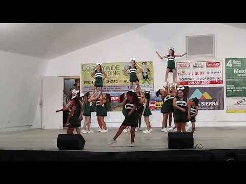 Dinuba Youth Cheer and Dinuba High School Cheer