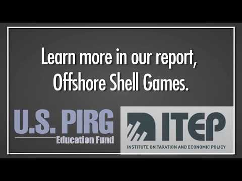 U.S. PIRG - Offshore Shell Games