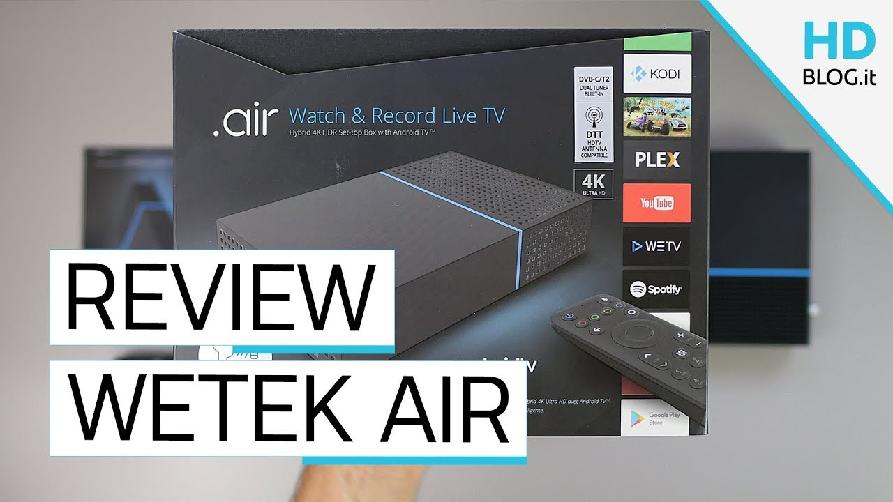 REVIEW Wetek Air EU Limited Edition