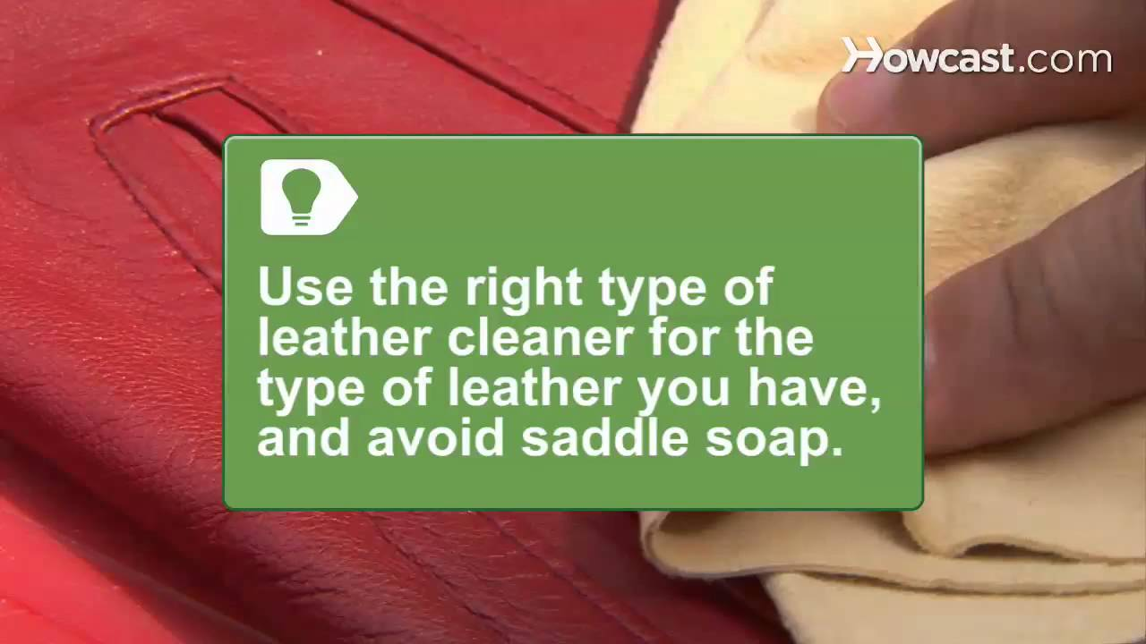 How To Get Odor Out Of Leather You