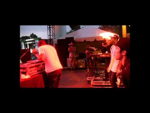 Flying Lotus X Fess Grandiose Part 2 @ North Coast Music Festival