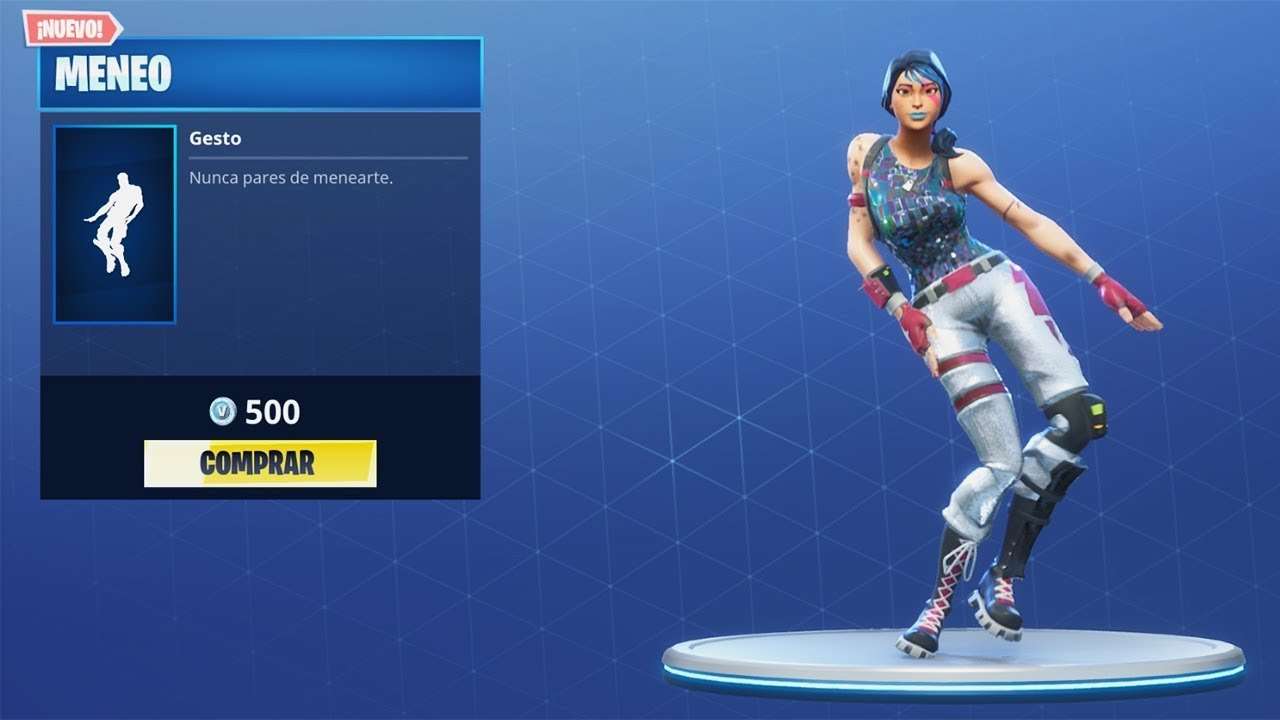 how to do the wiggle dance fortnite