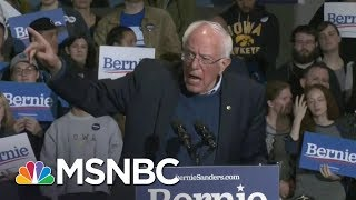 Sanders To Bloomberg: 'You Ain't Gonna Buy This Election' | MSNBC