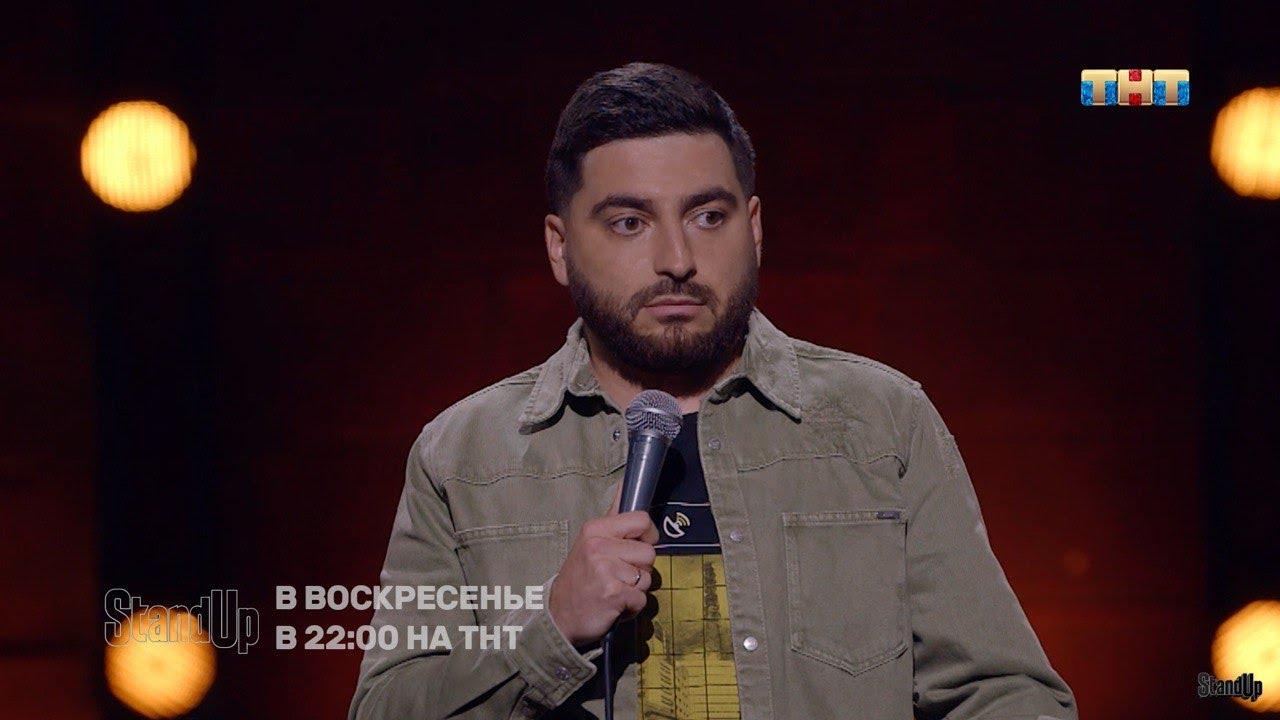 Роман Косицын StandUp на ТНТ