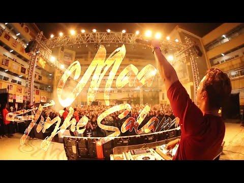 Maa Tujhe Salam || International || #LoveForIndia || Live DJ || Indian Heart || 15 August special
