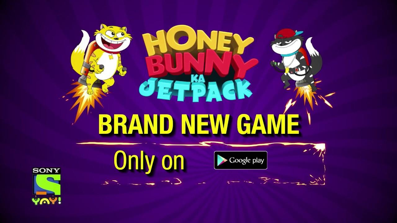 HHoney Bunny Ka Jetpack   Brand New Game  Google Play StoreC