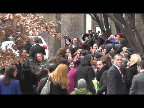 2014-12008 - Kate Middleton visits a Harlem Children's Center in NYC