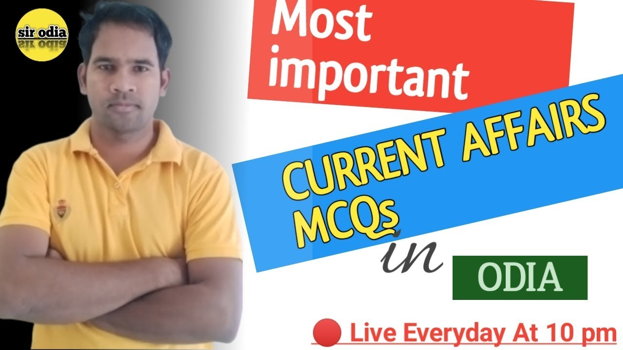 july month11/07/2020 current affairs/ live current gk /current affairs in odia