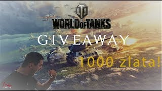World of Tanks - Live Stream i GIVEAWAY