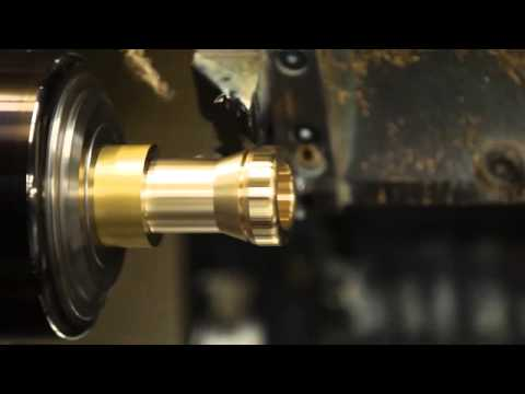 The making of a  Bach mouthpiece
