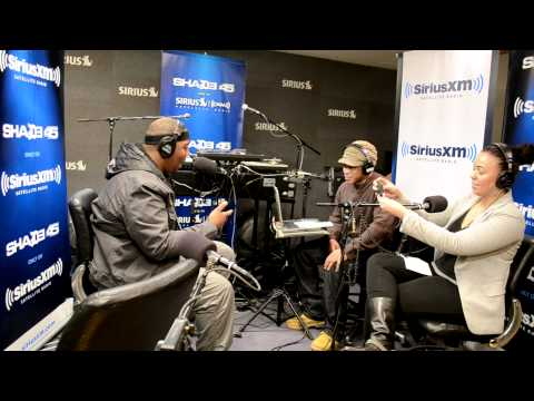 "ERICK SERMON PERFORMS ""MUSIC"" LIVE ON #SWAYINTHEMORNING"