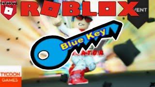Roblox ? Simulador de Velocidad X ? Cómo obtener la llave azul!