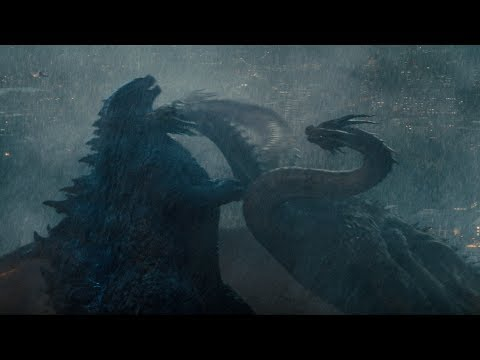 New Godzilla: King of the Monsters footage teases a big beast battle royale