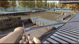 H1Z1: Breaking Into Biggest Base Ever! 4 Cars, Police Cars, Mass Loot!