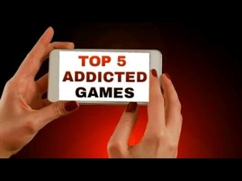 TOP 5  MOST ADDICTED APPS IN THE WORLD IN 2017