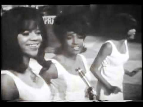 The Supremes - Stop In The Name Of Love (Ready Steady Go - 1965)
