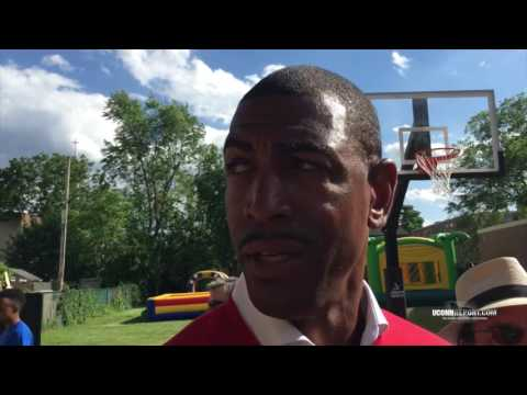 Catching Up With UConn's Kevin Ollie - 6/6/16