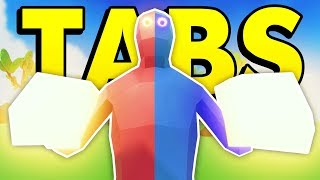 TABS - MORPHING SUPER PEASANT (Totally Accurate Battle Simulator / TABS Funny Gameplay)