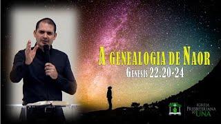 Exposição de Gênesis 22.20-24